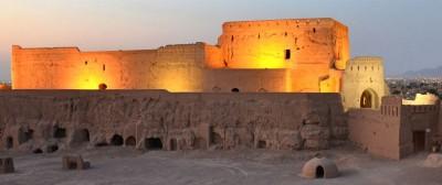 قلعه نارین میبد