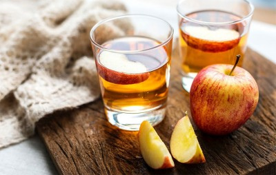 سرکه سیب ، سم زدایی و کاهش وزن