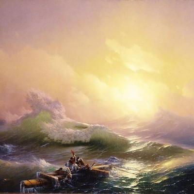 معرفی موج نهم اثر آیازوفسکی