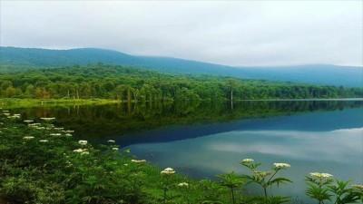 جاذبه گردشگری دریاچه الندان