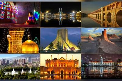 ایران دارای برترین شهرهای جهانگردی