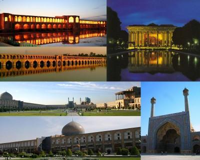 کارهایی که می توان در اصفهان انجام داد