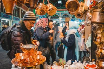 گردشگری مسافران سالمند به ایران