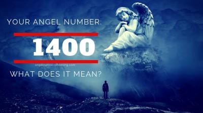 معنی عدد 1400