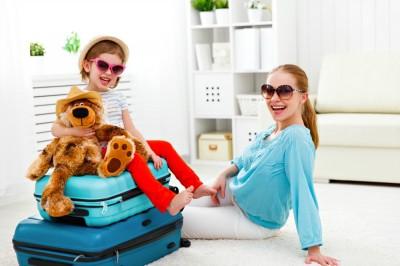 چگونه سفر با کودکان کوچک را آسان تر کنیم ؟
