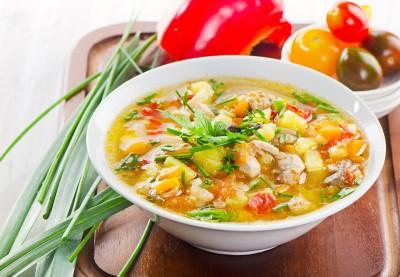 طرز تهیه انواع سوپ های خوشمزه و ساده