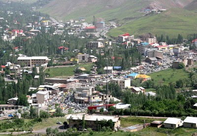 مکان های گردشگری طبیعی و تاریخی طالقان