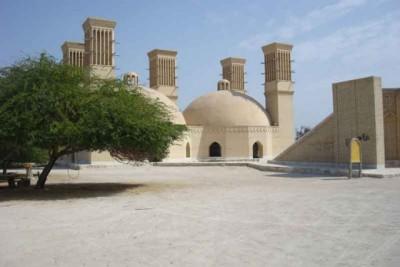 آب انبار کیش ایران در میان زیباترین مکانهای جهان
