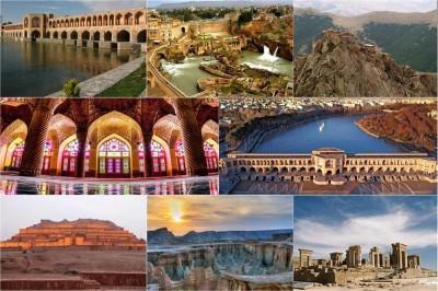 ایرانگردی قبایل در ایران و تنوع پرندگان و غذاها و فرهنگها