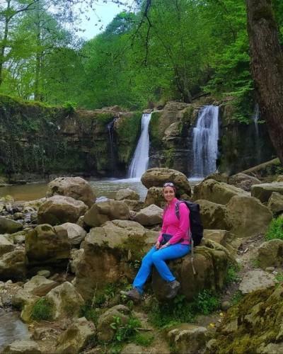 طبیعت گردی با کاترین کمالی - مازندران