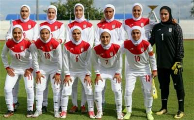 اعلام جدیدترین ردهبندی فیفا؛ تیم فوتبال بانوان ایران در جایگاه هفتادم دنیا