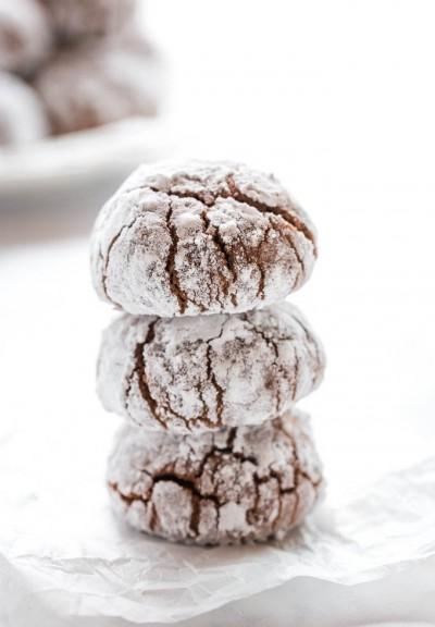 طرز تهیه کوکی های شکلات کرینکل