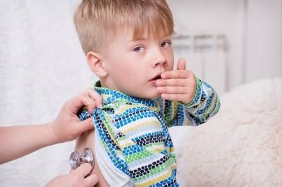 لارنژیت در کودکان