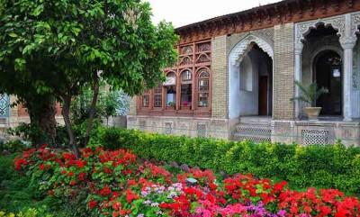 جاذبه های گردشگری - خانه زینت الملک شیراز