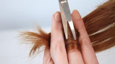 رفع شکستگی انتهای مو بدون نیاز به کوتاهی