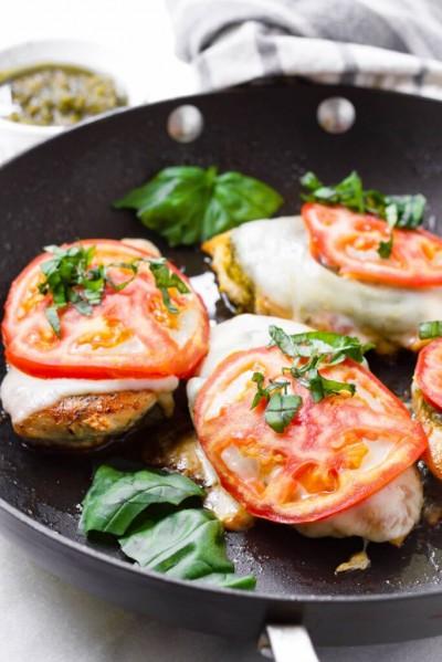 طرز تهیه مارگریتای مرغ سریع و آسان