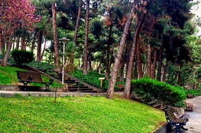 مکانهای دیدنی - پارک ساعی تهران
