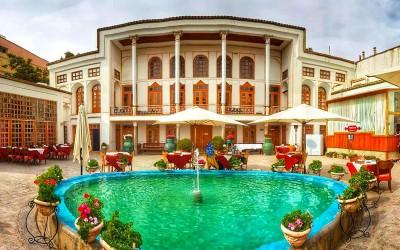 مکانهای دیدنی - خانه دهدشتی اصفهان