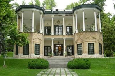 مکانهای دیدنی - کاخ نیاوران تهران