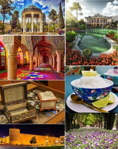 15 اردیبهشت روز شیراز گرامی باد