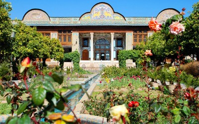 مکانهای دیدنی - باغ نارنجستان قوام شیراز