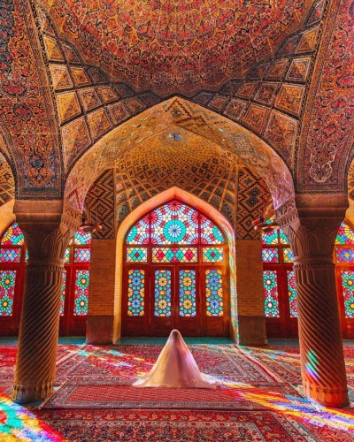 تجربه سفر من به ایران