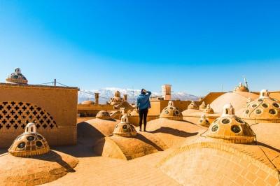 کاشان دروازه صحرا