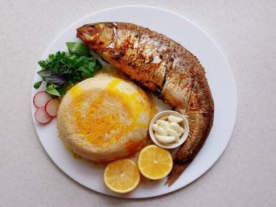 طرز تهیه و چگونه ماهی شکم پر را طبخ کنم ؟