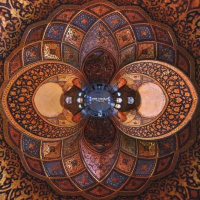 مکانهای دیدنی - کاخ چهل ستون اصفهان