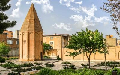 مکانهای دیدنی - برج تاریخی قربان همدان