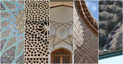 سادگی هندسه پیچیده معماری ایران