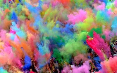 روان شناختی رنگ ها و اسم ها