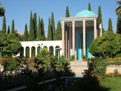 جاذبه های گردشگری - آرامگاه سعدی