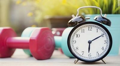 چگونه وقت خود را برای ورزش اختصاص دهیم ؟