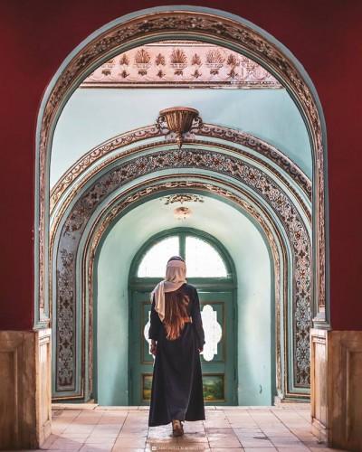 خانه مستوفی الممالک