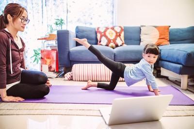 تأثیر حرکات موزون بر روی سلامتی