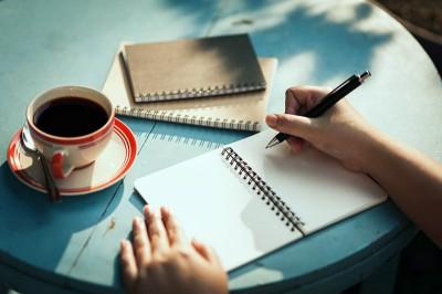 سه مرحله برای نوشتن