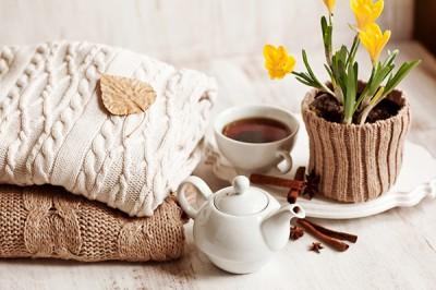 در عرض چند دقیقه یک فنجان چای آرامبخش درست کنید