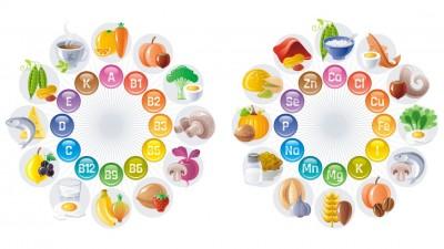 چه مقدار ویتامین A ،D ،E وK  برای سلامتی نیاز است