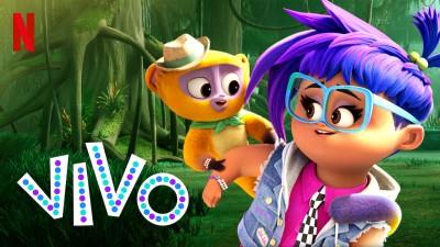 دانلود انیمیشن سینمایی Vivo 2021 دوبله فارسی