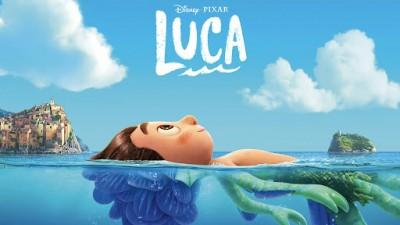 دانلود انیمیشن سینمایی لوکا 2021 دوبله فارسی