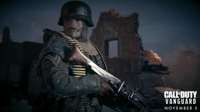 فضای مورد نیاز برای بازی Call of Duty: Vanguard