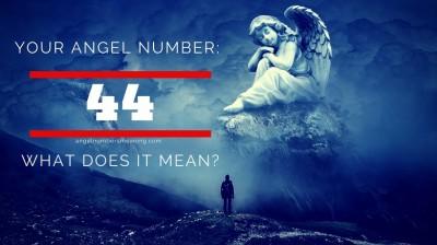 معنی عدد 44