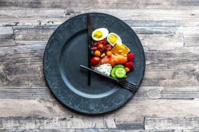 کنترل حجم وعده های غذایی و کاهش وزن