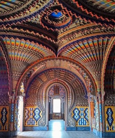 قلعه سامزانو - ایتالیا